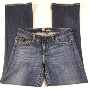 KUT from the Kloth Bootcut Jeans, size 8